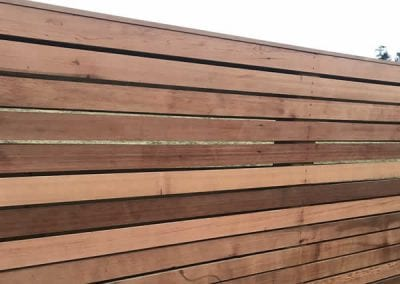 Cedar garden fence dundrum area
